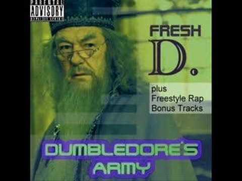Fresh Dumbledore - verschiedene Raps