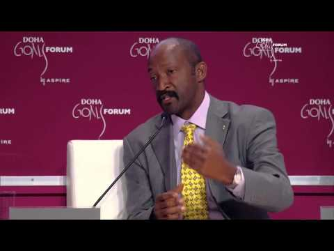 Doha GOALS 2014: Debate: Sport as a Catalyst for Youth