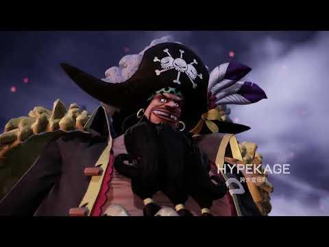 blackbeard-meets-big-mom-and-kaido-in-wano-|-one-piece-pirate-warriors-4-cutscenes