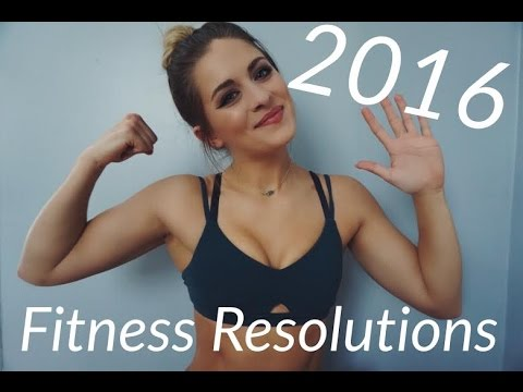 5 tips to achieve your 2016 FITNESS GOALS!
