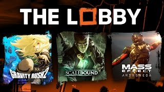 Gravity Rush 2 Review, Scalebound's Cancellation, 2017 Predictions - The Lobby [Full Episode]