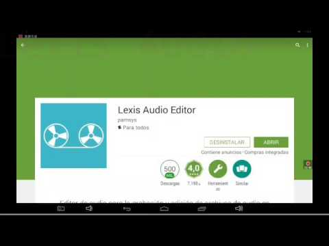 Repeat Best mp3 Editor EVER - Lexis Audio Editor by