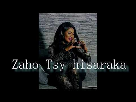 Black Nadia   -  Zaho tsy hisaraka