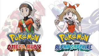 Pokemon Omega Ruby & Alpha Sapphire OST Lorekeeper Zinnia Battle Music