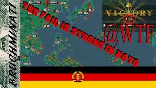 East Germany 1959 # 8 WTO Triumphant! Hearts of Iron Mod World Conqueror 3