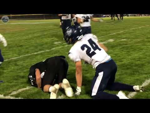 Watch Meridian football highlights from Friday's big win over Cascade Christian