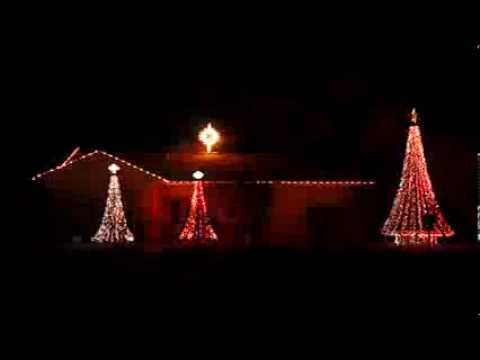 Jingle Bell Rock Anthem - Christmas Light Sequence - Jingle Bell Rock Anthem - Christmas Light Sequence - YouTube