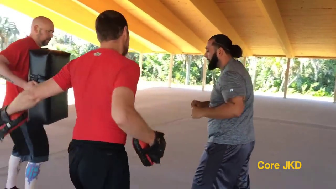 Fight Conditioning - the CJKD way to strengthen your abs