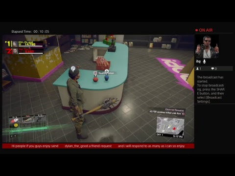Dead rising 4 Franks big package Story mode |