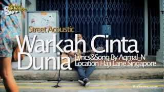 Street Acoustic | Warkah Cinta Dunia by Aqmal_N Mp3