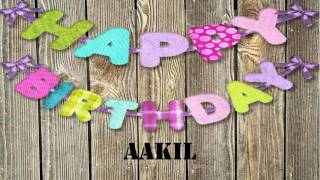 Aakil   Birthday Wishes