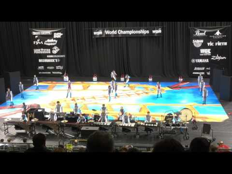 Hardin Valley Academy Indoor Percussion Ensemble 2017: Thrill Ride