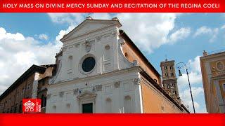 April 11 2021 Holy Mass and Regina Coeli Pope Francis
