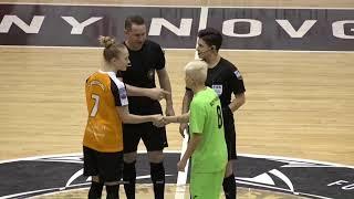 Женщины Чемпионат России 1 4 финала Файтерс Норманочка Матч 2