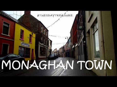 Travel Around: Monaghan Town #TuesdayTreasure