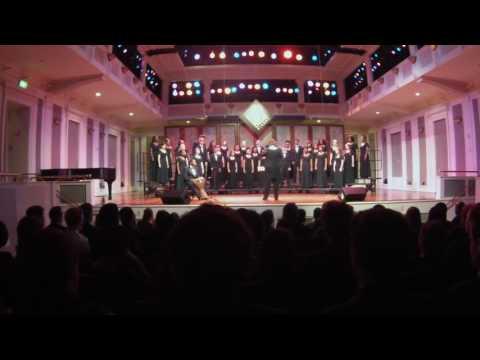 Zachary High School Festival Disney 2017 - Choir - Esto Les Digo