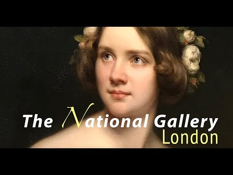 The National Gallery  - London, UK