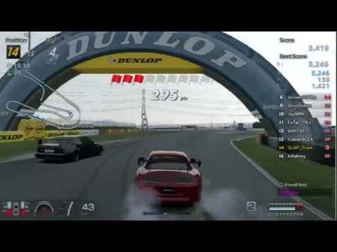 Gran Turismo 6 Ep 3 Drifting Build +Pub Lobby
