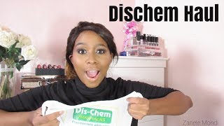 Dischem Beauty Haul | South African Beauty Blogger