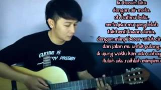 Guitar cover # SUPERMAN IS DEAD Sunset Di Tanah Anarki  by Nathan Fingerstyle