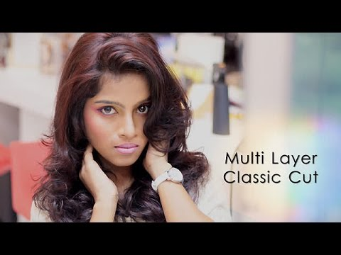 How to Multi Layer Classic Cut for women!