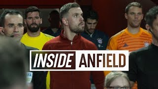 Inside Anfield: Liverpool 0-0 Bayern Munich | Behind-the-scenes from the Reds' goalless first leg