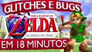 Glitches e Bugs - Recorde Mundial: Zelda: Ocarina Of Time (Speedrun)