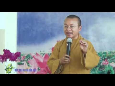 Thiền cho người bận rộn (07/01/2012)