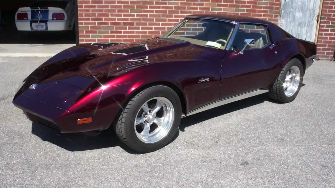 1969 Corvette Stingray >> ~~~SOLD~~~1973 Corvette Stingray For Sale~ Completely Restored~350~4 Speed~Beautiful Paint ...