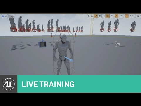 Pawn Movement Techniques | Live Training | Unreal Engine
