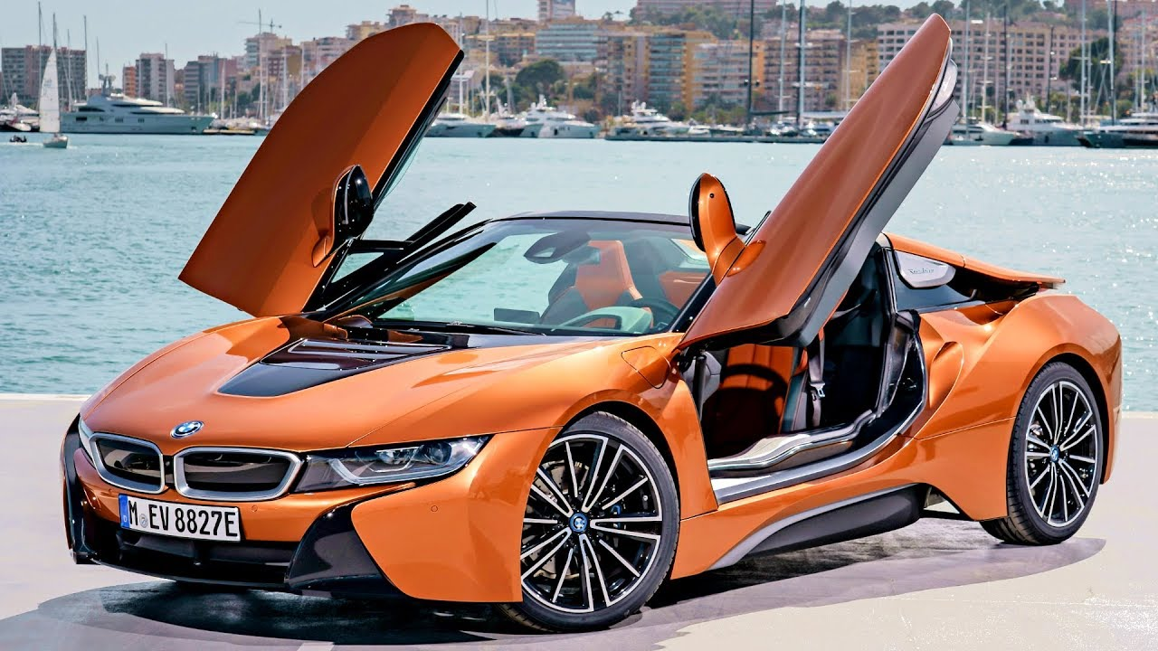 2018 Bmw I8 Roadster E Copper The Sports Car Of Future