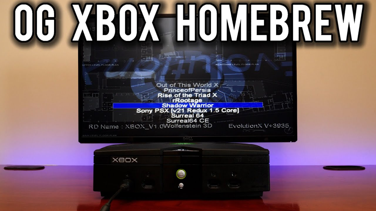 The Original XBOX is still AWESOME in 2021 - MVG