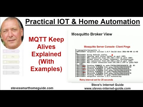 MQTT Keep Alives Explained (With Examples) - YouTube