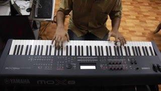 Nirbashon - Warfaze (full song keyboard cover by Fahad Bin Anowar)