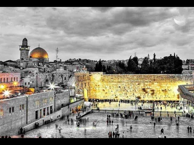 VIDEO:  Jerusalem, ciudad de tres religiones monoteístas