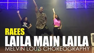 Download Hindi Video Songs - Laila Main Laila | Melvin Louis Choreography | Raees