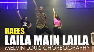 Laila Main Laila | Melvin Louis Choreography | Raees