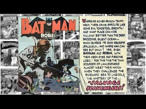 "Batman: ""Salvage Scavengers"", Worlds Finest Comics #14"