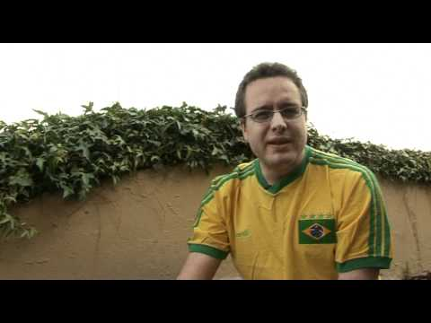 World Cup 2010 - BBC World News : Brazil say goodbye