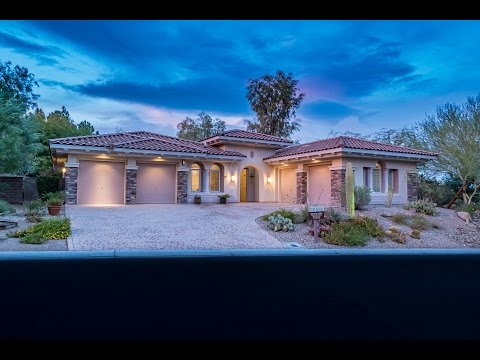 68 Panorama Crest, a Luxury Home in The Ridges in Las Vegas