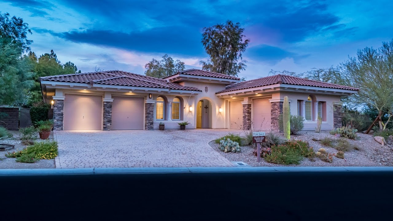 Good 68 Panorama Crest, A Luxury Home In The Ridges In Las Vegas