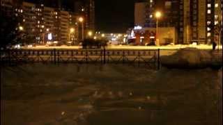 Урны в Колпино. Чисто не там где убирают.(, 2012-12-14T18:14:11.000Z)