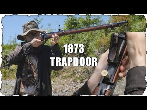 The Springfield Trapdoor - Beyond Muzzleloading