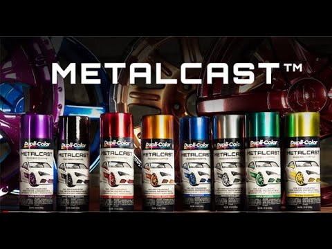 Download Dupli-Color How to:  Metalcast Anodized