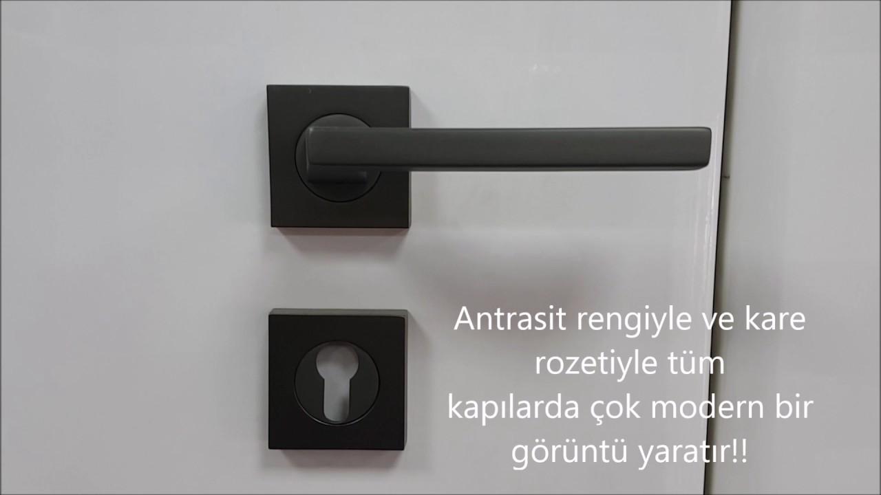 Modern Kapı Kolları