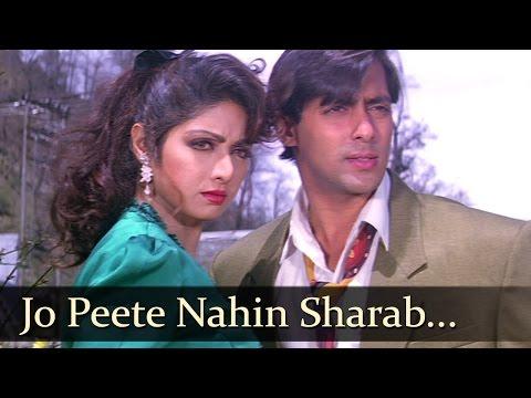 Jo Peete Nahin Sharab - Salman Khan -...
