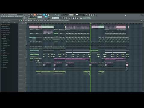 S3RL - MTC (Different Heaven Remix) FLP DOWNLOAD FL STUDIO REMAKE