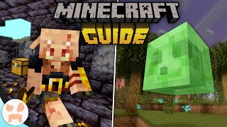BASTION RAIDING + SWAMP SLIME HUNTING! | The Minecraft Guide  Tutorial Lets Play (Ep. 32)