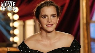 Beauty and the Beast (2017) Emma Watson talks about her experience making the movie