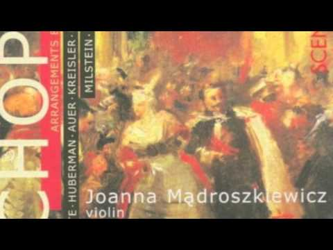 Chopin (Violin) Waltz Op.64,2